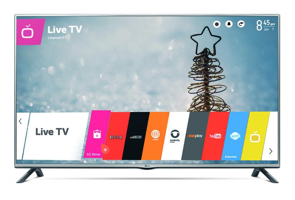 "TELEVISOR LG LED SMART 32"" LF595B"