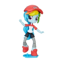 Equestria Girl Mini Rainbow Dash