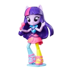 Equestria Girl Mini Twilight Sparkle Roquera