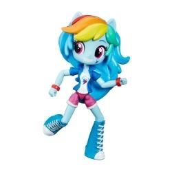 Equestria Girls Minis Rainbow Dash Diario