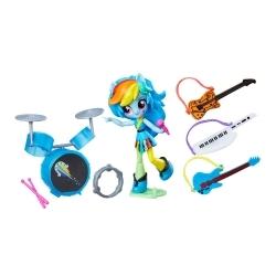 Equestria Girls Minis Rainbow Dash Clase de música y baile
