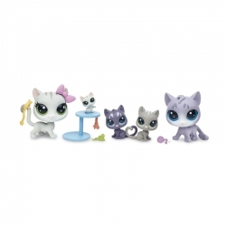 Littlest Pet Shop Gatitos Juguetones