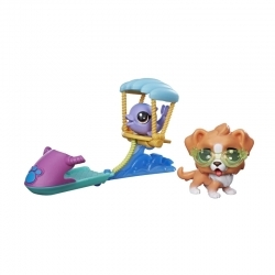 Littlest Pet Shop Mascotas Acuáticas