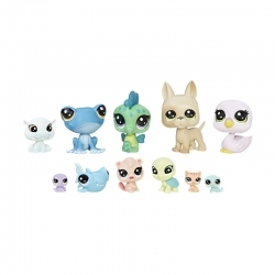 Littlest Pet Shop Tripulación