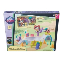 Littlest Pet Shop Parque de skate