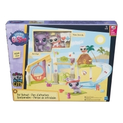 Littlest Pet Shop Retiro para mascotas