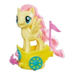 My Little Pony Carruajes Mágicos Fluttershy