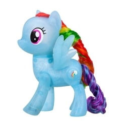 My Little Pony Figura con Luces Rainbow Dash