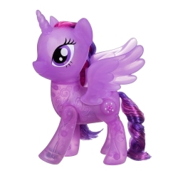 My Little Pony Figura con Luces Twilight Sparkle
