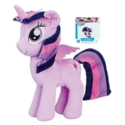 My Little Pony figura peluche de 30 cm Twilight Sparkle