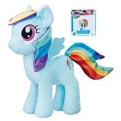 My Little Pony figura peluche de 30 cm Rainbow Dash