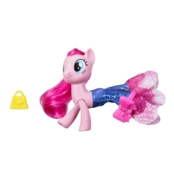 My Little Pony Figura Ponysirena con Accesorios Pinkie Pie