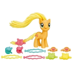 My Little Pony Rizos Estilizados Applejack