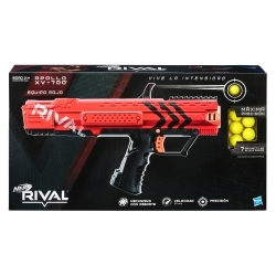 NERF RIVAL APOLLO XV 700 ROJA