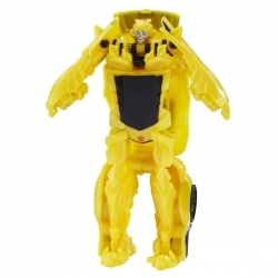 TANSFORMERS TURBO CHANGER BUMBLEBEE PELICULA