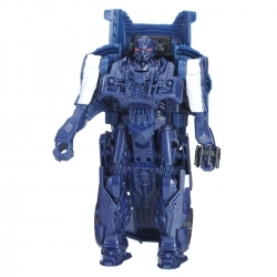 TRANSFORMERS TURBO CHANGER BARRICADE PELICULA