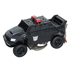 TRANSFORMERS TURBO CHANGER DECEPTICON BERSERKER PELICULA