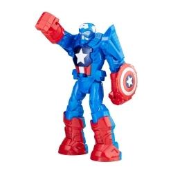 Marvel Super Hero Adventures Figura Épica 30 cm Capitán América