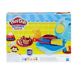 Play-Doh Kitchen Desayunos de Panadería
