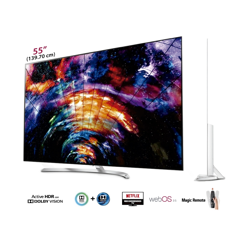 """LG TELEVISOR OLED TV 4K OLED55B7P 55"""""""