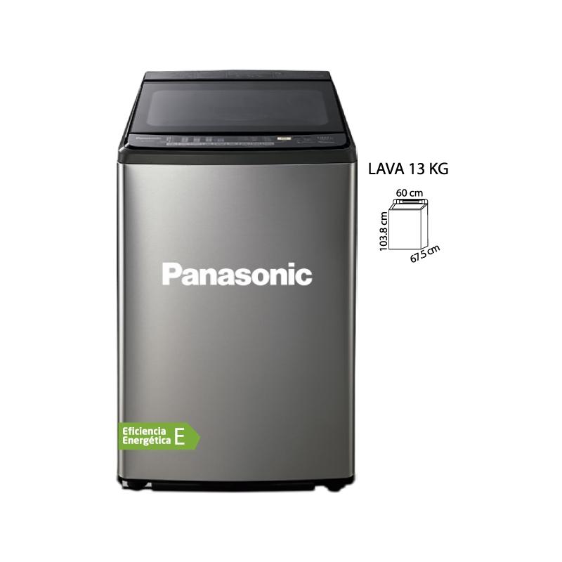 PANASONIC LAVADORA NAFS13X6SRH