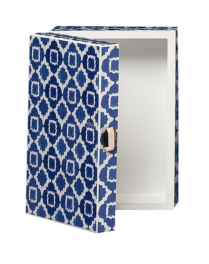 KAZ HOME Marrakesh Caja Decorativa 2
