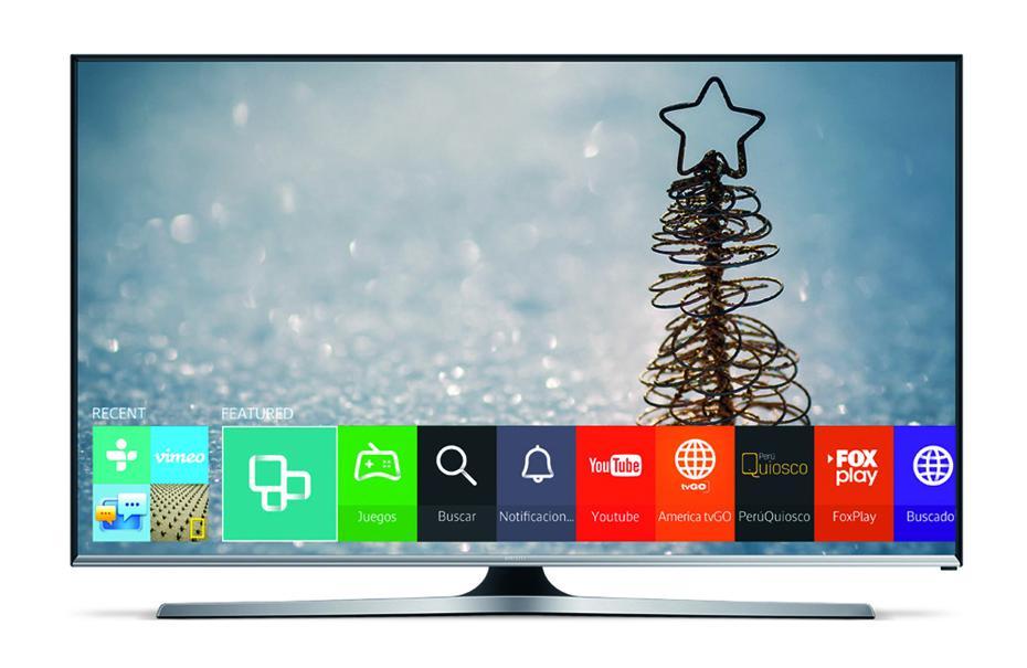 "TELEVISOR SAMSUNG LED SMART TIZEN 48"" J5500"