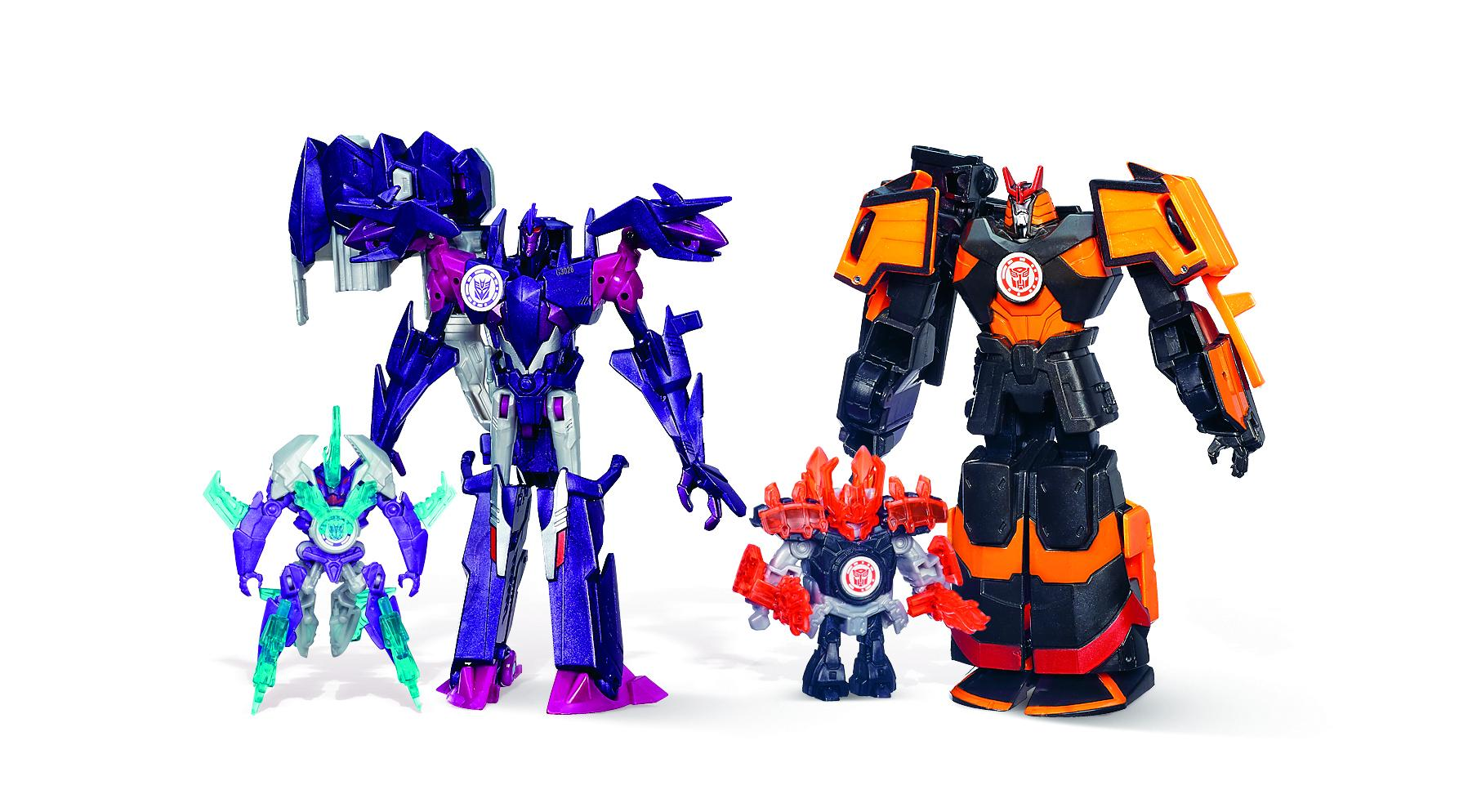 TRANSFORMERS DEPLOYERS 20CM, CU